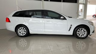 2016 Holden Commodore VF II MY16 Evoke Sportwagon White 6 Speed Sports Automatic Wagon.