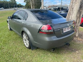 2010 Holden Calais VE II V Grey 6 Speed Sports Automatic Sedan