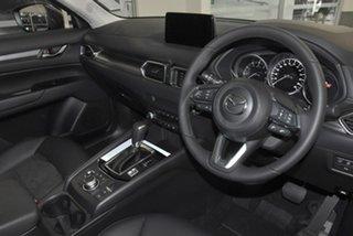 2020 Mazda CX-5 KF4WLA Touring SKYACTIV-Drive i-ACTIV AWD Black 6 Speed Sports Automatic Wagon