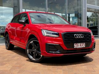 2020 Audi Q2 GA MY20 35 TFSI S Tronic Edition #2 Tango Red 7 Speed Sports Automatic Dual Clutch