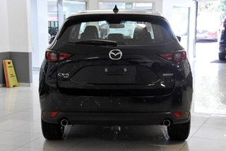 2020 Mazda CX-5 KF4WLA Touring SKYACTIV-Drive i-ACTIV AWD Black 6 Speed Sports Automatic Wagon.