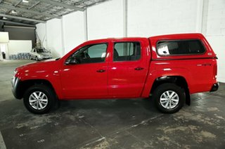 2016 Volkswagen Amarok 2H MY16 TDI420 4MOTION Perm Core Red 8 Speed Automatic Utility