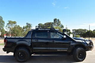 2019 Ford Ranger PX MkIII 2019.75MY Wildtrak Black 10 Speed Sports Automatic Double Cab Pick Up.