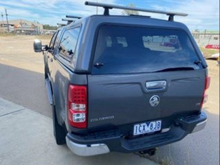 2012 Holden Colorado RG LTZ (4x4) 6 Speed Automatic Crew Cab Pickup