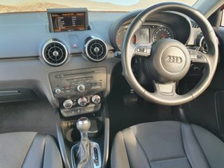 2011 Audi A1 8X MY12 Ambition S Tronic Red 7 Speed Sports Automatic Dual Clutch Hatchback