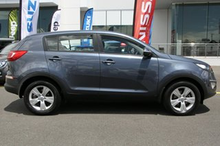 2011 Kia Sportage SL SI Blue 5 Speed Manual Wagon.
