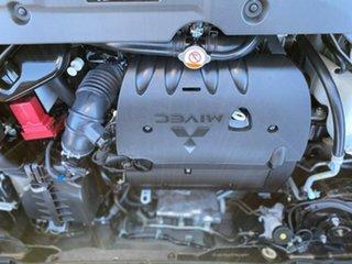2015 Mitsubishi ASX XB MY15.5 XLS 2WD Black 6 Speed Constant Variable Wagon