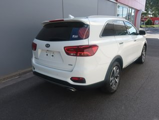2019 Kia Sorento UM MY20 SLi AWD White 8 Speed Sports Automatic Wagon