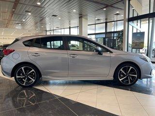 2020 Subaru Impreza G5 MY20 2.0i-S CVT AWD Silver 7 Speed Constant Variable Hatchback
