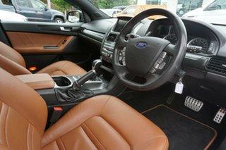 2015 Ford Falcon FG X G6E Turbo Brown 6 Speed Sports Automatic Sedan