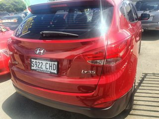 2010 Hyundai ix35 LM MY11 Active Red 6 Speed Sports Automatic Wagon
