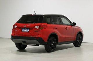 2018 Suzuki Vitara LY S Turbo (2WD) Red 6 Speed Automatic Wagon
