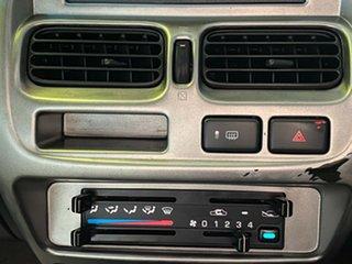 2006 Nissan Navara D22 S2 ST-R Silver 5 Speed Manual Utility