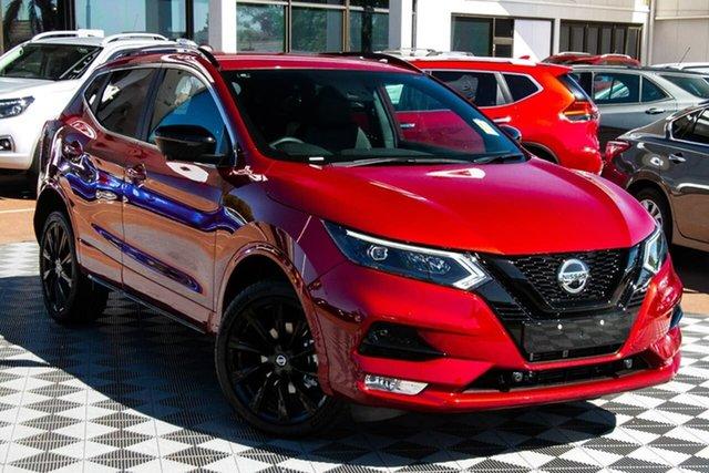 New Nissan Qashqai J11 Series 3 MY20 Midnight Edition X-tronic Melville, 2020 Nissan Qashqai J11 Series 3 MY20 Midnight Edition X-tronic Magnetic Red 1 Speed