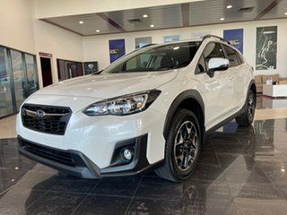 2020 Subaru XV G5X MY20 2.0i-L Lineartronic AWD White 7 Speed Constant Variable Wagon