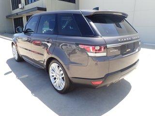 2017 Land Rover Range Rover LW MY17 Sport 3.0 SDV6 SE Satin Corris Grey 8 Speed Automatic Wagon