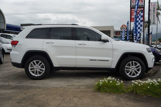 2016 Jeep Grand Cherokee WK MY17 Laredo White 8 Speed Sports Automatic Wagon.