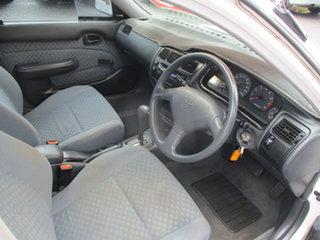 1999 Toyota Corolla AE101R CSi Seca White 4 Speed Automatic Liftback