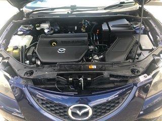 2008 Mazda 3 BK10F2 Maxx Blue 4 Speed Sports Automatic Sedan