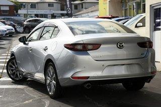 2020 Mazda 3 BP2S76 G20 SKYACTIV-MT Evolve Silver 6 Speed Manual Sedan.