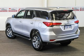 2019 Toyota Fortuner GUN156R Crusade Silver Sky 6 Speed Automatic Wagon.