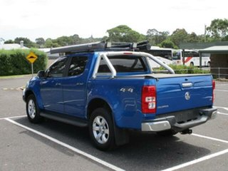 2015 Holden Colorado RG TURBO LTZ 4x4 Blue Automatic CREWCAB UTILITY.