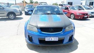 2009 Holden Commodore VE MY09.5 SV6 Sportwagon Blue 5 Speed Sports Automatic Wagon.