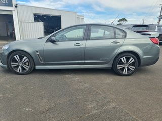 2014 Holden Commodore VF MY14 SV6 Storm Grey 6 Speed Sports Automatic Sedan