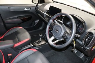 2020 Kia Picanto JA MY20 GT-Line Red 4 Speed Automatic Hatchback