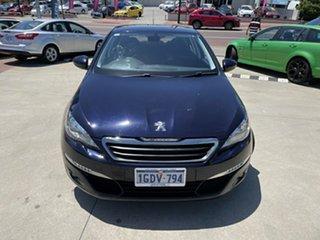 2016 Peugeot 308 T9 Active Blue 6 Speed Automatic Hatchback.