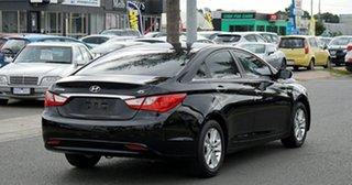 2012 Hyundai i45 YF MY11 Active Black 6 Speed Sports Automatic Sedan