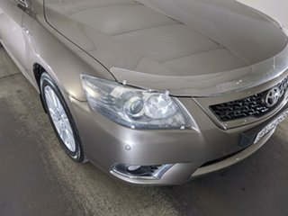 2011 Toyota Aurion GSV40R MY10 AT-X Grey 6 Speed Sports Automatic Sedan.