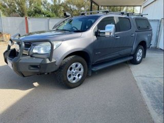 2012 Holden Colorado RG LTZ (4x4) 6 Speed Automatic Crew Cab Pickup.