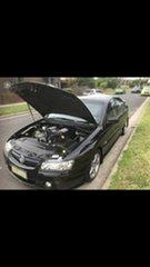 2004 Holden Commodore VZ SV6 5 Speed Auto Active Select Sedan.