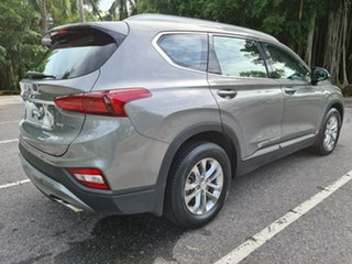 2019 Hyundai Santa Fe TM MY19 Active Grey 8 Speed Sports Automatic Wagon.