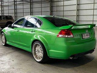 2009 Holden Commodore VE MY09.5 SV6 Green 5 Speed Sports Automatic Sedan