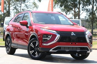 2020 Mitsubishi Eclipse Cross YB MY21 LS 2WD Red Diamond 8 Speed Constant Variable Wagon