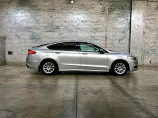 2015 Ford Mondeo MD Ambiente Silver 6 Speed Sports Automatic Dual Clutch Hatchback
