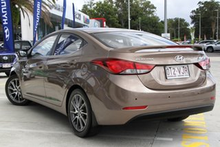 2014 Hyundai Elantra MD3 Active Bronze 6 Speed Sports Automatic Sedan.