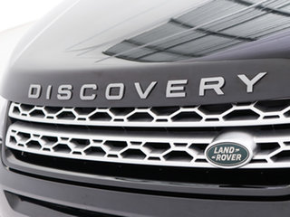 2017 Land Rover Discovery Sport LC MY17 TD4 180 HSE 5 Seat Santorini Black 9 Speed Automatic Wagon