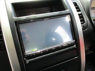 2011 Nissan X-Trail ST 2WD Red 5 Speed Manual Wagon
