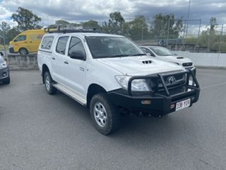 2010 Toyota Hilux KUN26R MY10 SR 5 Speed Manual Utility.