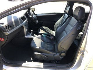 2007 Holden Astra AH MY07.5 SRi Silver 4 Speed Automatic Coupe