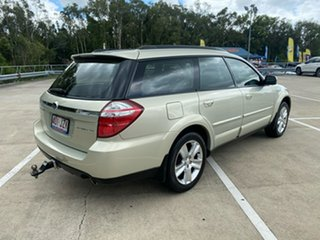 2006 Subaru Outback MY07 2.5i AWD Gold 4 Speed Auto Elec Sportshift Wagon.