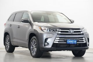 2019 Toyota Kluger GSU50R GXL 2WD Grey 8 Speed Sports Automatic Wagon