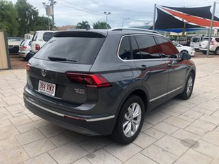 2017 Volkswagen Tiguan 5N MY18 140TDI DSG 4MOTION Highline Grey 7 Speed Sports Automatic Dual Clutch