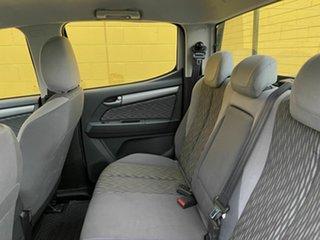 2016 Holden Colorado RG MY16 LS Crew Cab Black 6 Speed Sports Automatic Utility