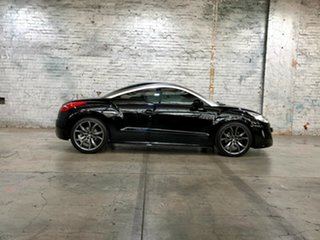 2014 Peugeot RCZ MY14 Black 6 Speed Sports Automatic Coupe