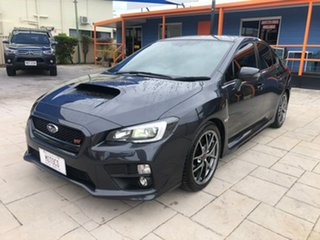 2015 Subaru WRX V1 MY15 STI AWD Premium Grey 6 Speed Manual Sedan.