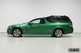2008 Holden Commodore VE SS Green 6 Speed Manual Utility